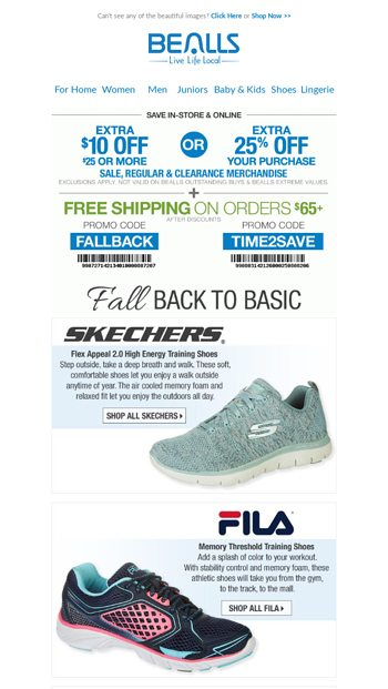 e4a28fefd Fall Back In Love With These Shoes Bealls Florida Email Archive