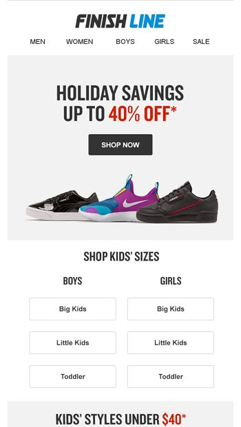 This Kids' sale is almost too good to