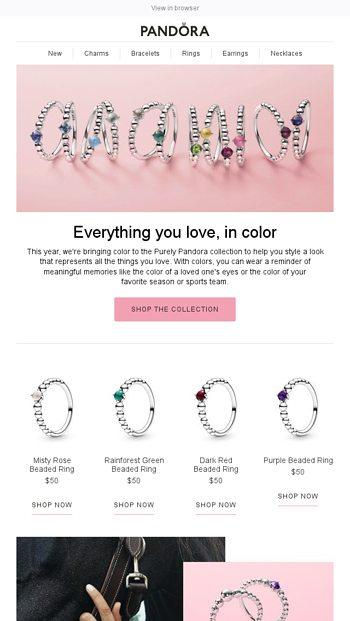 Find Your Match With The All New My True Colors Collection