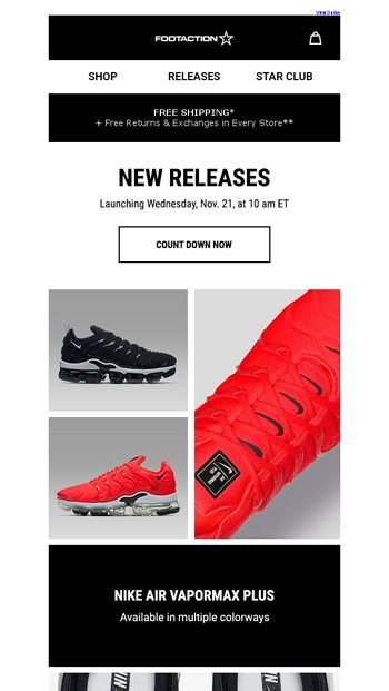 hot sale online 88f48 18e4a Nike Air VaporMax Plus and more – Available Tomorrow ...
