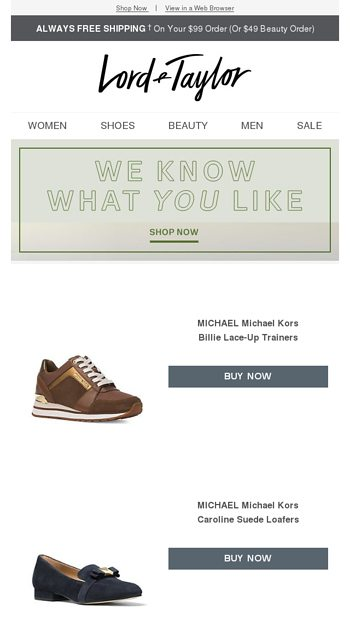 e30d4c192a81 Michael Kors Shoes Lord And Taylor - Style Guru  Fashion