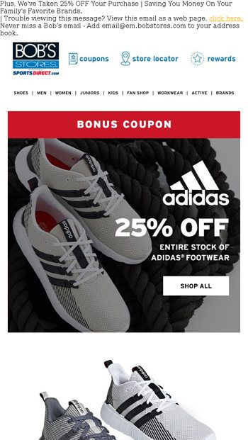 adidas Sneakers 25% OFF ENTIRE Stock