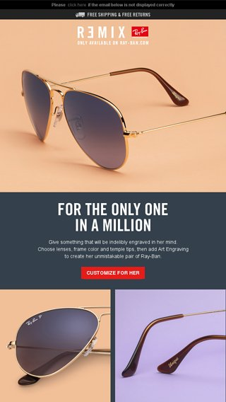 eb1e2abb011 Make Mother s Day Unforgettable With Remix - Ray-Ban Email Archive