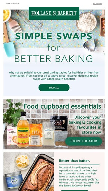 Simple Swaps For Healthier Baking Without Compromising Taste