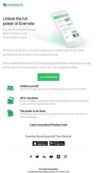 Get the full power of evernote evernote team email archive reheart Gallery