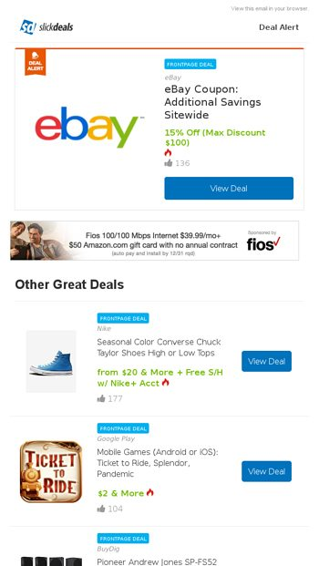 The Best Promo Codes & Coupons