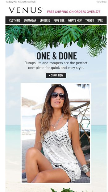 Just For You Fabulous One Piece Styles For That Perfect Look