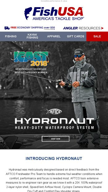 7d1f471c74f Buy Your Hydronaut Now at FishUSA - FishUSA Email Archive