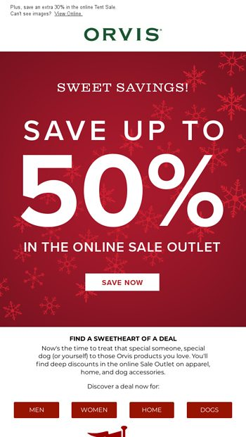 388063964dc Sweet savings are here! Up to 50% off in the online Sale Outlet ...