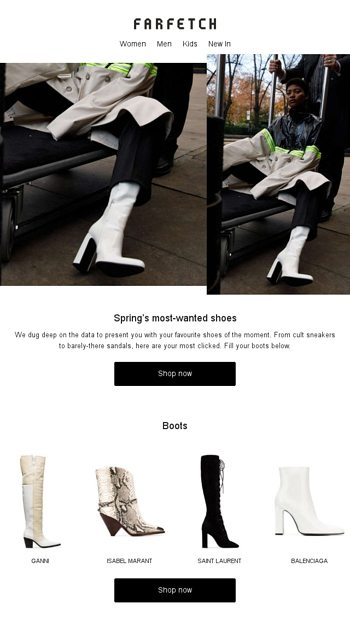 788d4cc4d5f And the winner for best shoe goes to… - FARFETCH Email Archive