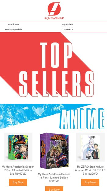 See the hottest titles from last week! - Right Stuf Anime