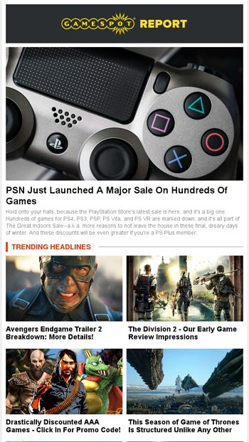 🌟 HUNDREDS of PlayStation Games Discounted! | Avengers