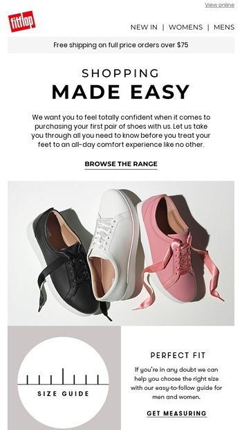 76f099f7234e ready to shop with us  - FitFlop Email Archive
