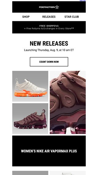 buy online b4d21 8debe Women's Nike Air VaporMax Plus and more – Available Tomorrow ...
