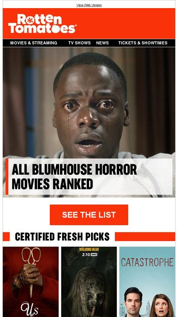 All Blumhouse Horror Movies Ranked - Rotten Tomatoes Email Archive