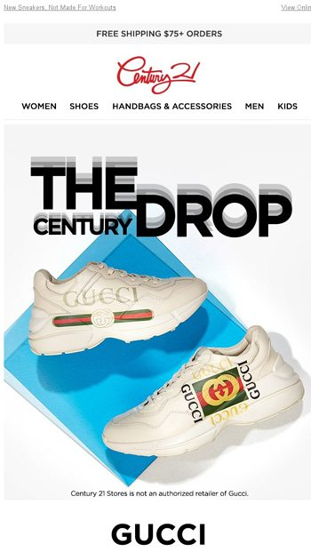 It's All Gucci - Century 21 Email Archive
