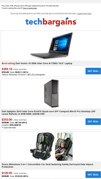 Just $599 99 for Dell Core i7 + 512GB SSD Laptop, 53% off Dustbuster
