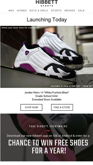 773337e820a5 Available today  Jordan Retro 14